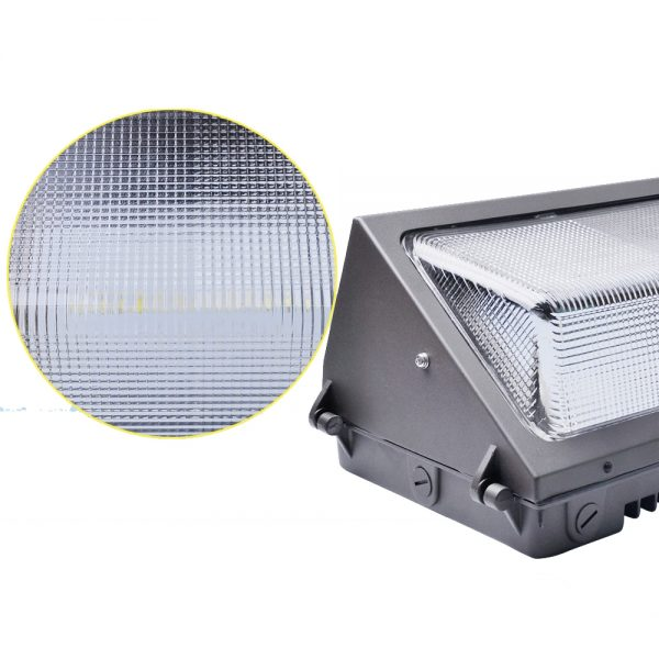 ETL 100W LED WALL pack