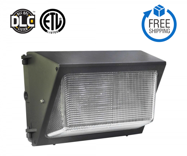 LS Series LED Wall Pack DLC Listed
