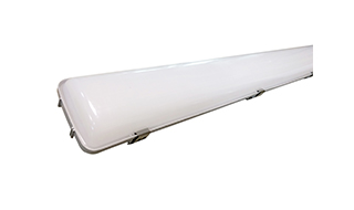 40W - 4 FT LED VAPOR PROOF FIXTURE